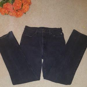 [ Harley-Davidson ] Black womens jeans
